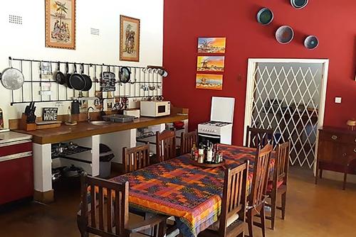 Reynard House Kitchen
