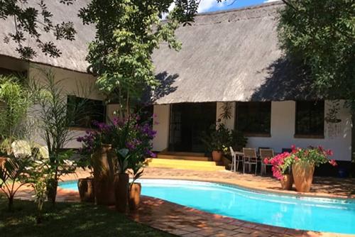Reynard House Pool